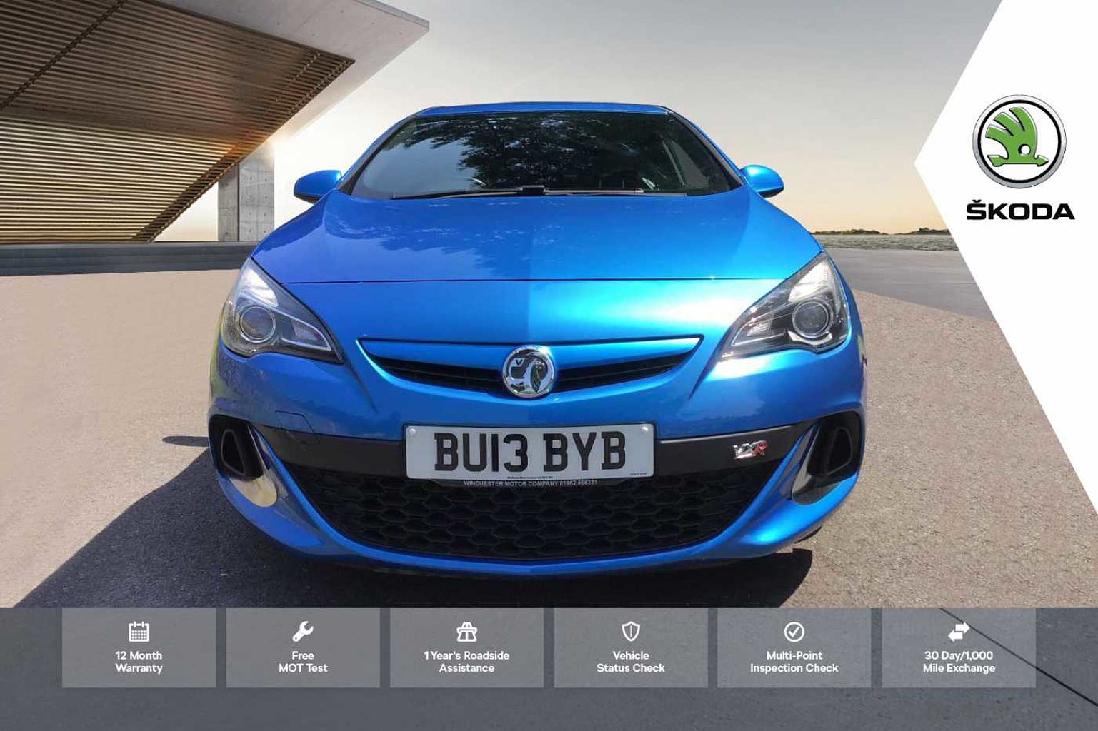 Vauxhall Astra GTC 2.0 Turbo (280 PS) VXR Coupe