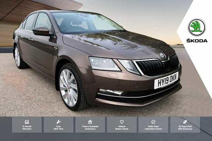 SKODA Octavia Hatch 2017 2.0TDI Laurin&Klement 150PS DSG