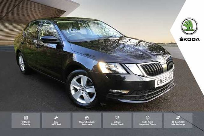 SKODA Octavia Hatchback (2017) 1.5 TSI ACT SE (150PS)